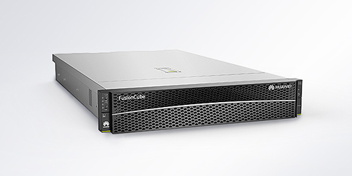 FusionCube 1000 虚拟化与数据解决方案